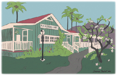 Postcards Cafe: A Kauai North Shore Pick!