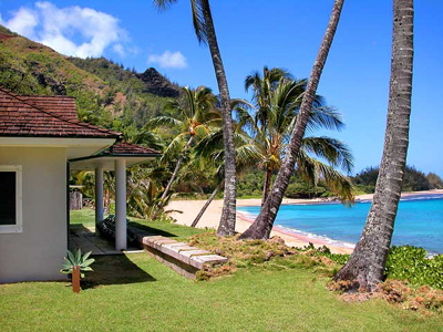 Pu'e One at Tunnels Beach: A Haena Vacation Rental