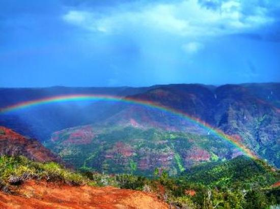 Hiking Waimea Canyon: Kukui Trail