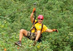 Fly Like a Bird Over Kauai's Rain Forests!