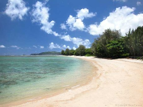 Kauai Beaches: Anini Beach