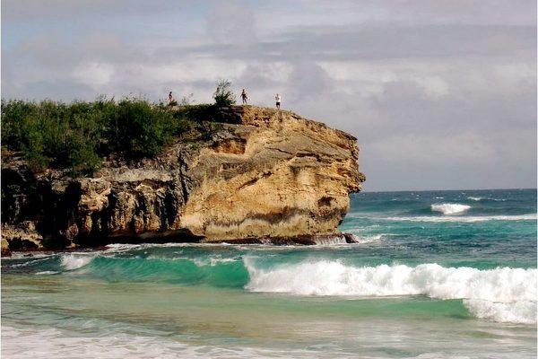 Kauai Beaches: Shipwreck's Beach Poipu