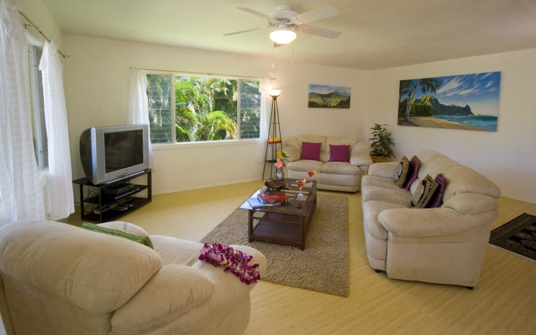 Kauai Vacation Rental: Ikena Makana at Tunnels Beach