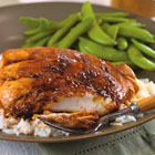 Featured Recipe: Ginger Glazed Mahi-Mahi