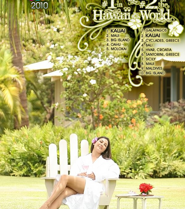 Kauai's Tops the Charts… AGAIN!