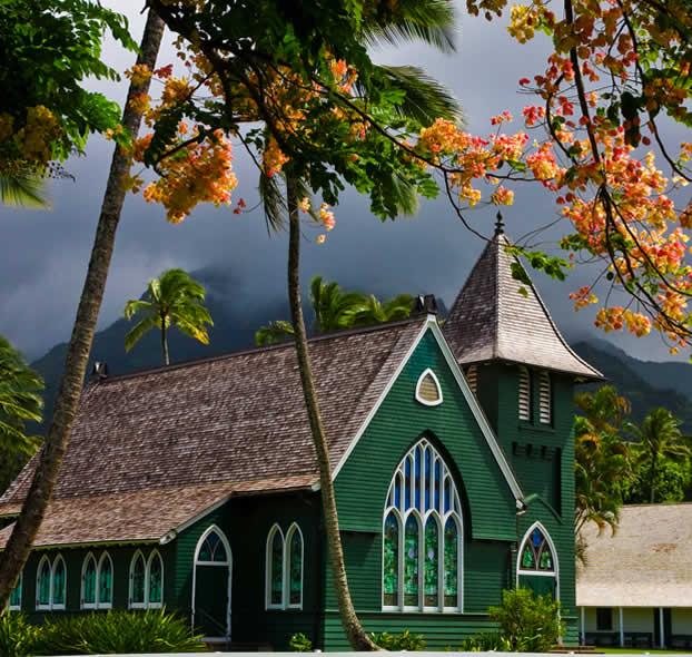 The Churches of Kauai