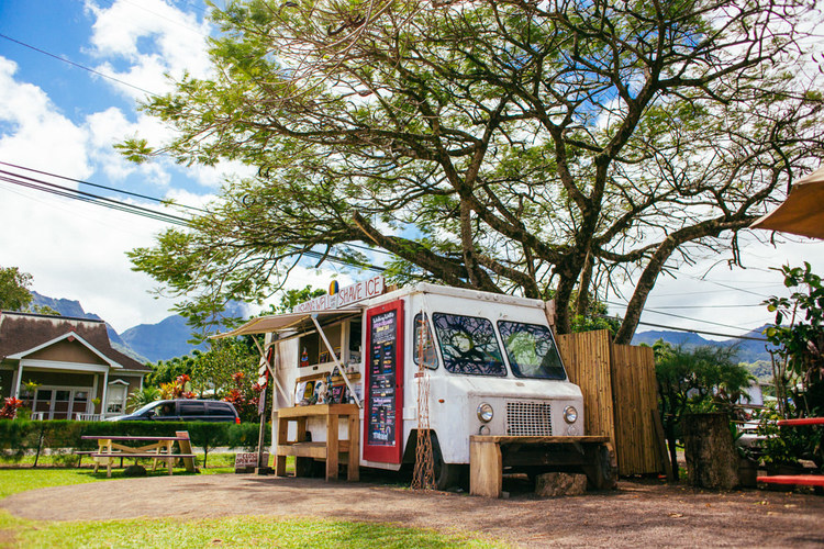 Best Shave Ice in Hanalei