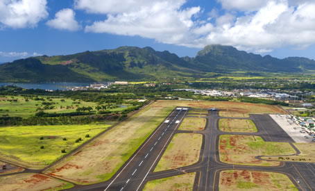 Getting to Kauai…