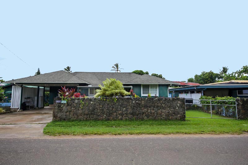 The Hanalei House