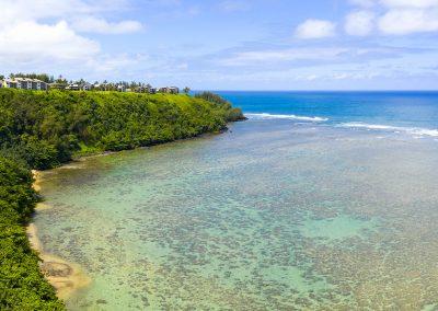 Princeville & Anini Reef, Kauai