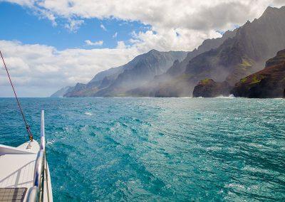 NaPali Coast Boat Tours, Kauai