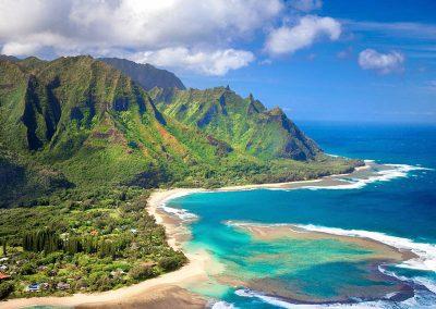 Tunnels Reef, Haena, Kauai