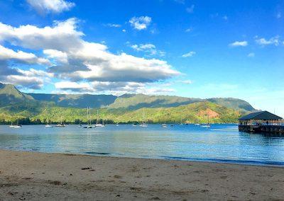 Peaceful Hanalei, Kauai