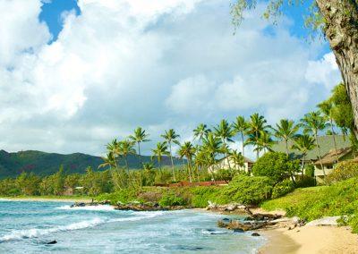 Kapaa Beach, Kauai