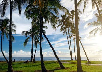 Kauai's Coconut Coast, Kapaa
