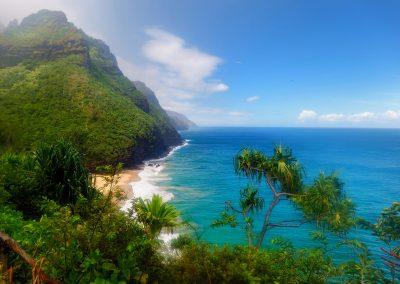NaPali Coast Trail, Kauai