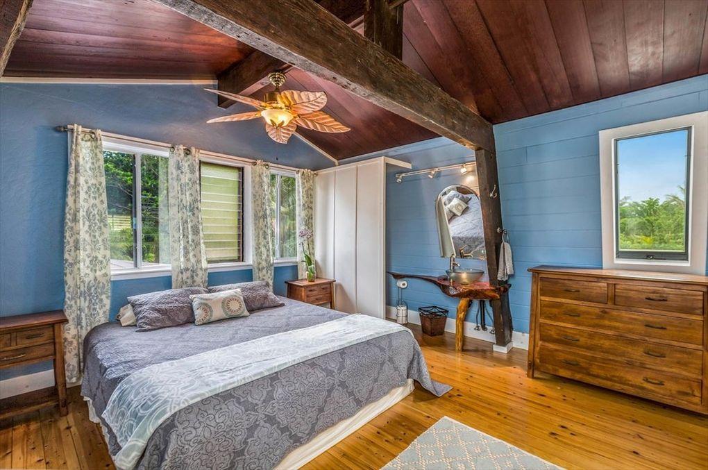 Makana Aloha Haena Rental bedroom