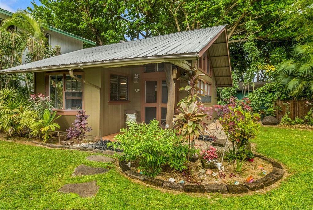 Makana Aloha Haena Rental entry