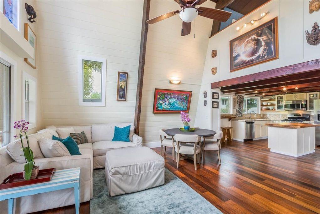 Makana Aloha Haena Rental Living area