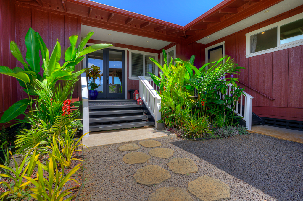 Kolepa Kai Poipu Rental Entry
