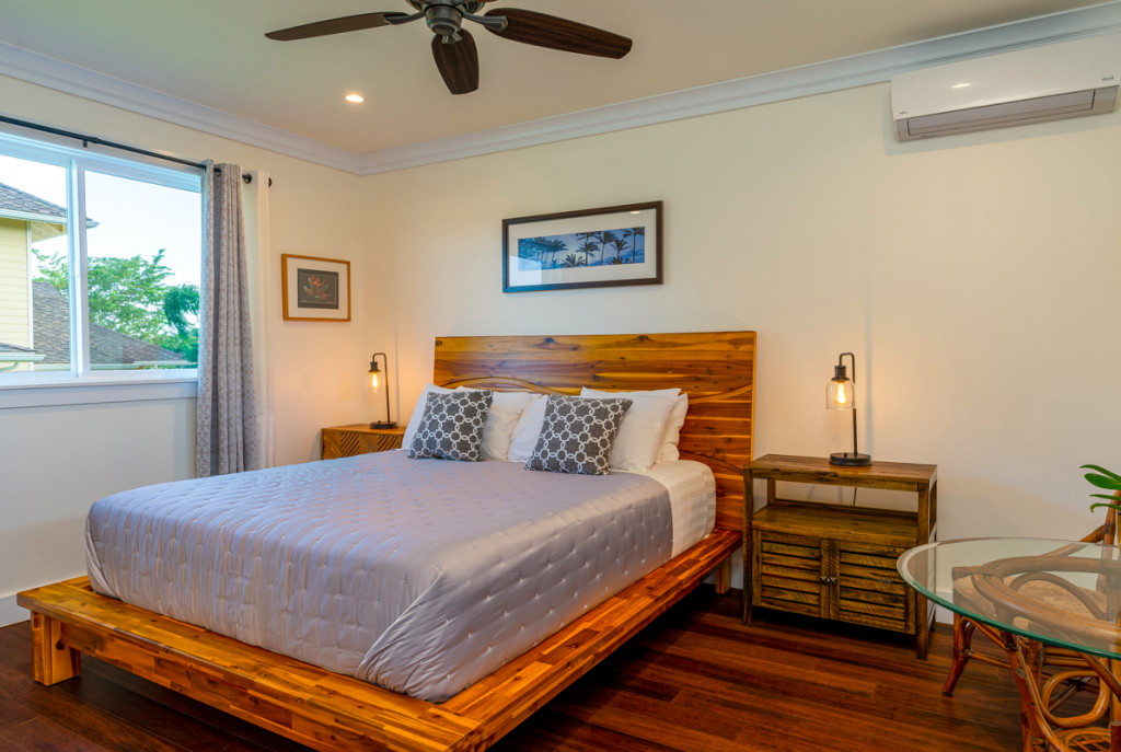 Kolepa Kai Poipu Rental bedroom