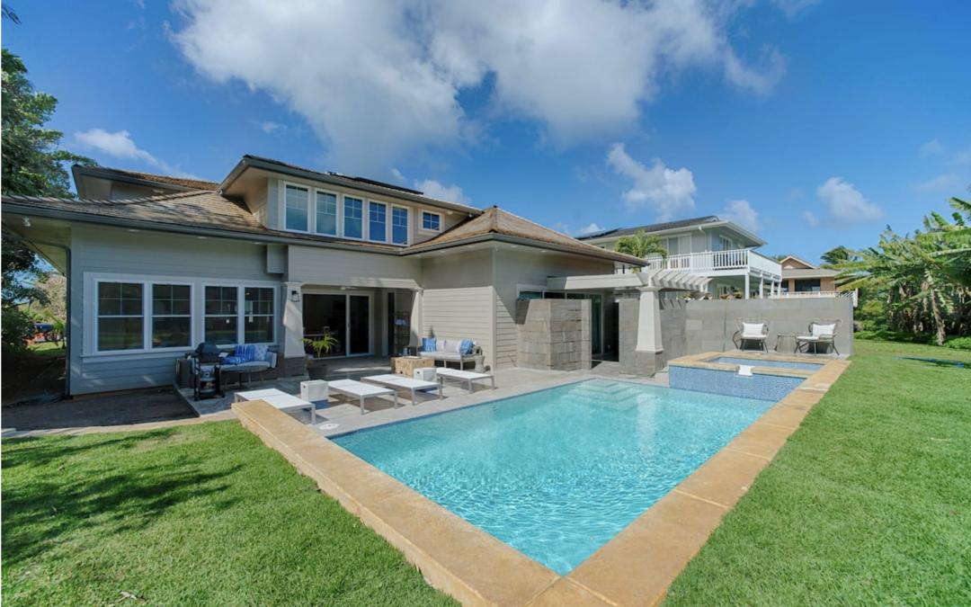 Makana Pool House