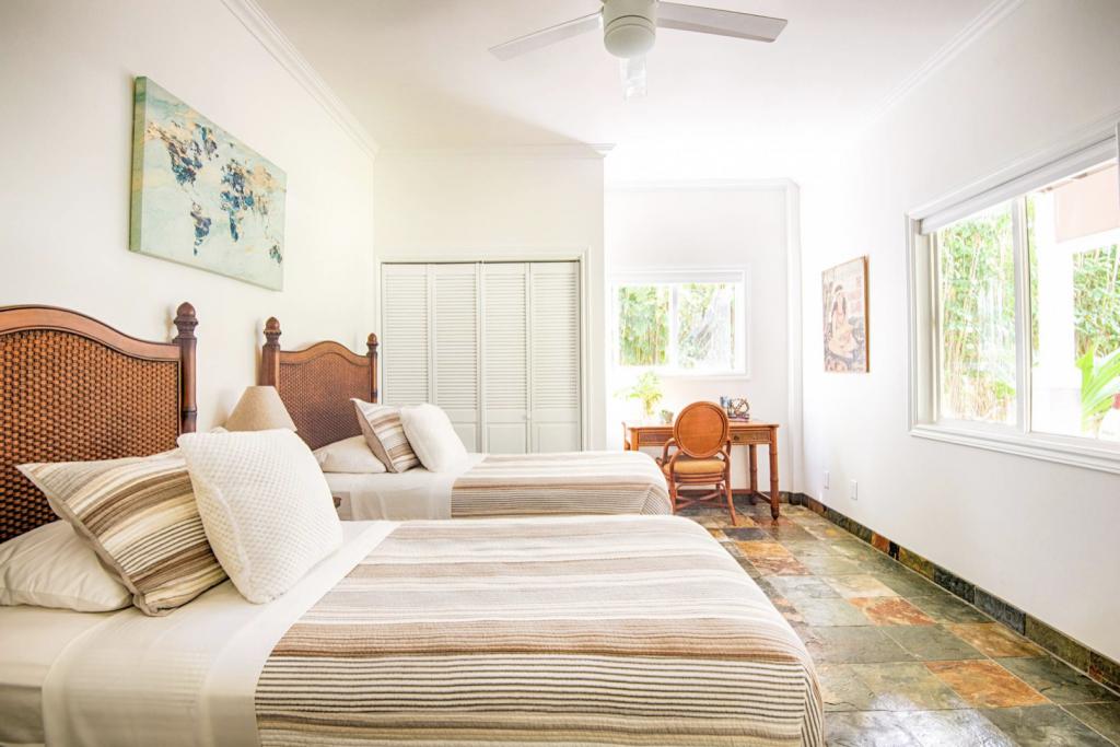 Hale Kauai Haena rental bedroom