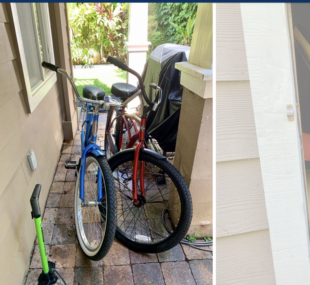 Hale Kauai Haena bikes