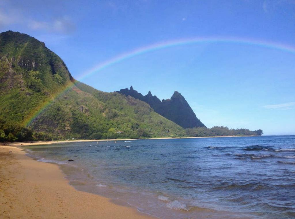 Haena Beach on Kauai
